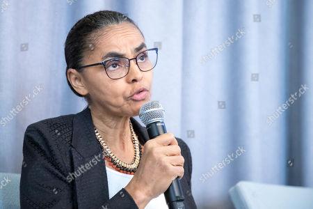 Former senator and former Environment Minister of Brazil, Marina Silva