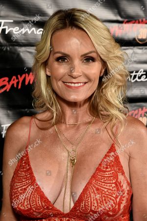 Editorial image of Baywatch 30th Anniversary, Arrivals, Viceroy Santa Monica, Los Angeles, USA - 24 Sept 2019