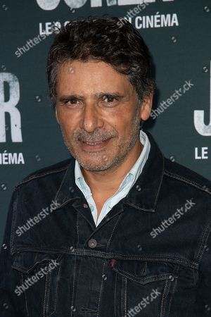 Editorial photo of 'Joker' film premiere, Arrivals, UGC Normandie, Paris, France - 23 Sep 2019