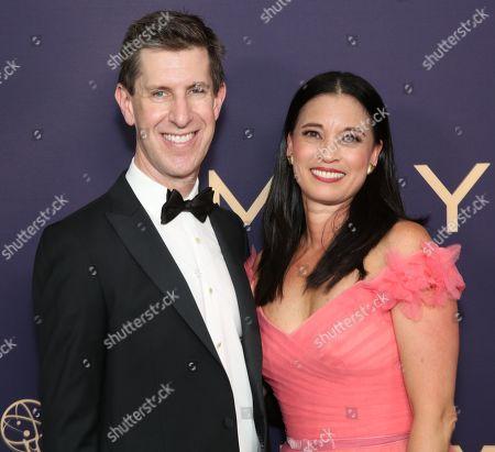 Craig Erwich and Shawna Nagler