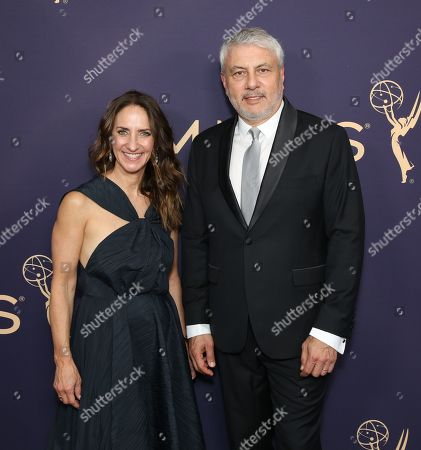 Gary Levine and Jana Winograde