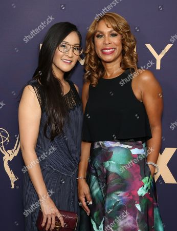 Editorial image of 71st Annual Primetime Emmy Awards, Arrivals, Microsoft Theater, Los Angeles, USA - 22 Sep 2019