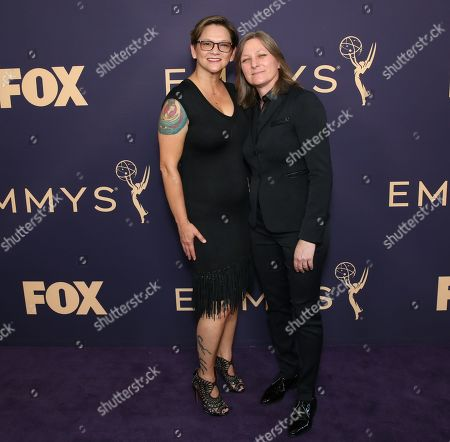 Annie Imhoff and Cindy Holland