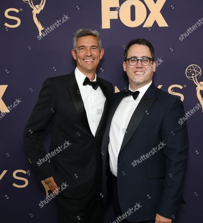 Editorial photo of 71st Annual Primetime Emmy Awards, Arrivals, Microsoft Theater, Los Angeles, USA - 22 Sep 2019