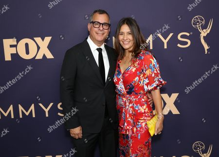 Kent Alterman and Michele Brennan