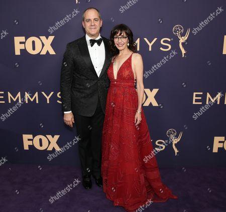 David Nevins and Andrea Blaugrund Nevins