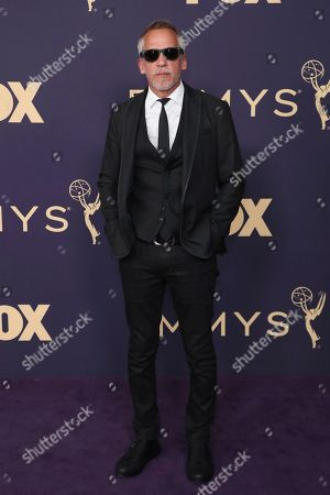 Jean-Marc Vallee arrives at the 71st Primetime Emmy Awards, at the Microsoft Theater in Los Angeles