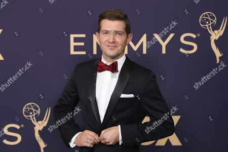 Stock Picture of Joel Johnstone arrives at the 71st Primetime Emmy Awards, at the Microsoft Theater in Los Angeles