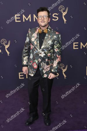 Stock Picture of Silas Howard arrives at the 71st Primetime Emmy Awards, at the Microsoft Theater in Los Angeles