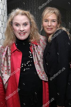 Celia Weston and Renee Zellweger