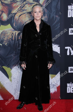 Editorial photo of 'The Walking Dead' TV show Season 10 premiere, Arrivals, TCL Chinese 6 Theatre, Los Angeles, USA - 23 Sep 2019