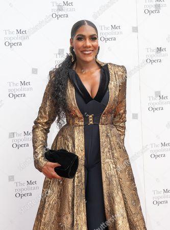 Editorial image of Metropolitan Opera Opening Night Gala, Arrivals, Lincoln Center, New York, USA - 23 Sep 2019