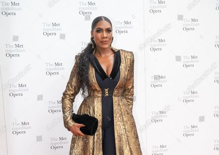Editorial picture of Metropolitan Opera Opening Night Gala, Arrivals, Lincoln Center, New York, USA - 23 Sep 2019