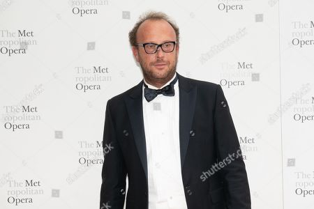 Editorial photo of Metropolitan Opera Opening Night Gala, Arrivals, Lincoln Center, New York, USA - 23 Sep 2019