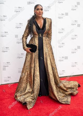 Editorial image of Metropolitan Opera Opening Night Gala, Arrivals, Lincoln Center, New York, USA - 23 Sep 2019