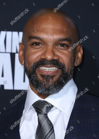 Editorial picture of 'The Walking Dead' TV show Season 10 premiere, Arrivals, TCL Chinese 6 Theatre, Los Angeles, USA - 23 Sep 2019