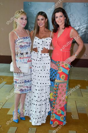 Marysol Patton, Catherine Siachoque and Laurie Jennings
