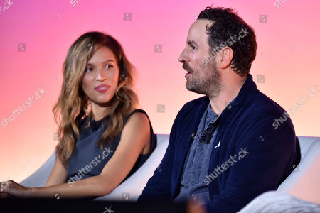 Cleo Wade (Poet, Artist & Best-selling Author), and Randy Goldberg (Co-founder & Chief Brand Officer, Bombas)