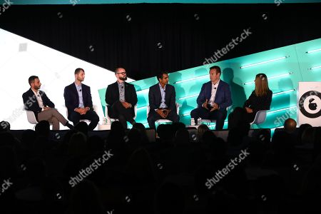Paolo Provinciali (Head of US Media, Anheuser Busch.), David Markel (VP, Enterprise Strategy, Publicis Media), Luke Lambert (Head of Programmatic, OMD USA), Vijay Rao (VP, Head of Platform Sales & Strategy, Verizon Media), Dan Callahan (VP, Audience and Automated Sale, Fox Corporation), Lauren Silva (VP, Global Programmatic Partnerships, CBS Interactive)