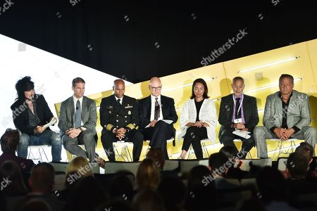 Editorial image of Talk To Me: An Initiative Designed For Brands To Leverage In The Fight To Combat America's Opioid Epidemic seminar, Advertising Week New York, AMC Lincoln Square, New York, USA - 24 Sep 2019