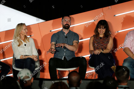 Emma Quigley (Head Of Music & Entertainment, PepsiCo), Chris Clark (Director of Music, Leo Burnett) and Theresa Notartomaso (Executive Music Producer, Y&R NY)