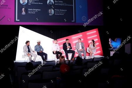 Editorial picture of Influencer Marketing #trustissues seminar, Advertising Week New York, AMC Lincoln Square, New York, USA - 24 Sep 2019