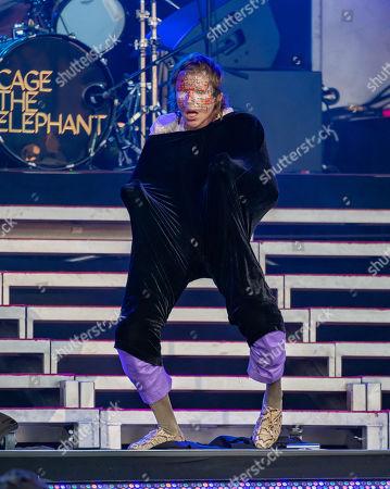 Cage The Elephant - Matt Shultz