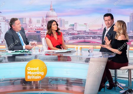Editorial picture of 'Good Morning Britain' TV show, London, UK - 24 Sep 2019