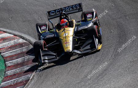 Editorial image of NTT IndyCar Championship Firestone Grand Prix of Monterey Championship, Monterey, USA - 22 Sep 2019