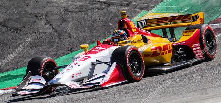 Editorial photo of NTT IndyCar Championship Firestone Grand Prix of Monterey Championship, Monterey, USA - 22 Sep 2019