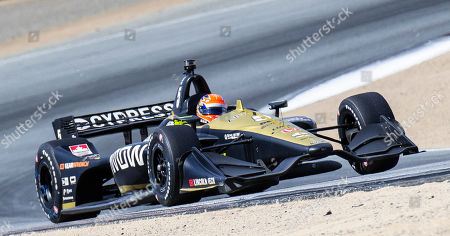 Editorial picture of NTT IndyCar Championship Firestone Grand Prix of Monterey Championship, Monterey, USA - 22 Sep 2019