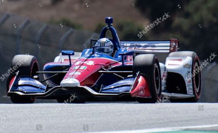 Editorial image of NTT IndyCar Championship Firestone Grand Prix of Monterey Championship, Monterey, USA - 22 Sep 2019