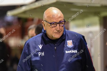 Stock Picture of Paul Hart Assistant Manager of Stoke City