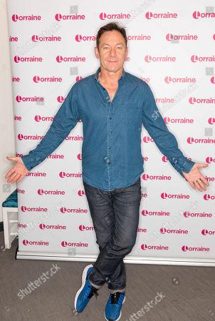Editorial photo of 'Lorraine' TV show, London, UK - 24 Sep 2019