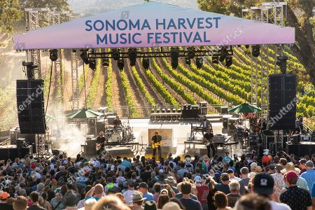 Editorial picture of Sonoma Harvest Music Festival, B.R. Cohn Winery, Glen Ellen, California, Los Angeles, USA - 22 Sep 2019