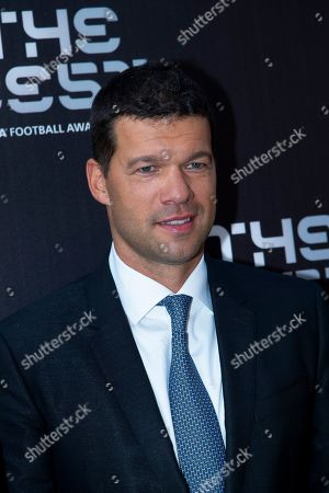 Editorial photo of The Best FIFA Football Awards, Excelsior Hotel Gallia, Milan, Italy - 23 Sep 2019