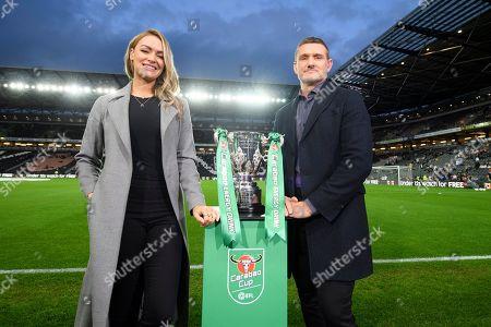 Editorial picture of Milton Keynes Dons v Liverpool, EFL Carabao Cup, Third Round, Football, Stadium MK, UK - 25 Sept 2019
