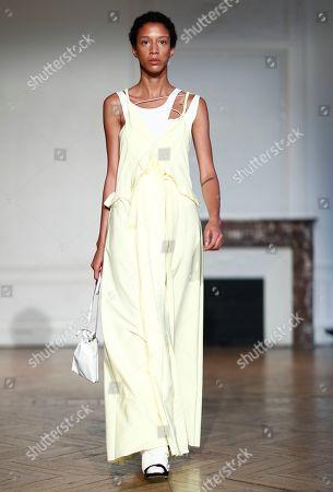 Editorial photo of Afterhomework - Runway - Paris Fashion Week S/S 2020, France - 24 Sep 2019