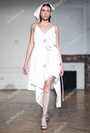 Editorial image of Afterhomework - Runway - Paris Fashion Week S/S 2020, France - 24 Sep 2019