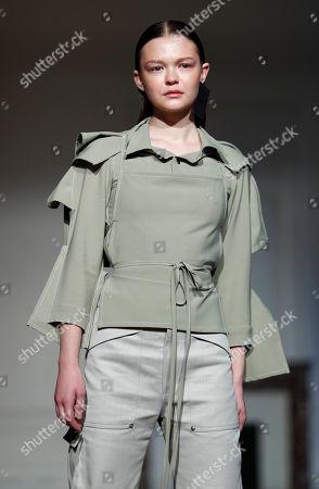 Editorial picture of Afterhomework - Runway - Paris Fashion Week S/S 2020, France - 24 Sep 2019