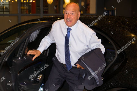 Stock Photo of Claude Littner arrives at the launch event at The Soho Hotel