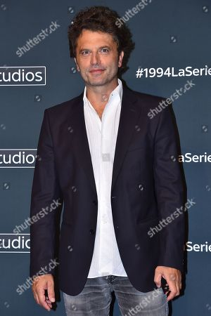 Editorial picture of '1994' TV show photocall, Rome, Italy - 24 Sep 2019