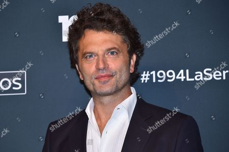 Editorial photo of '1994' TV show photocall, Rome, Italy - 24 Sep 2019