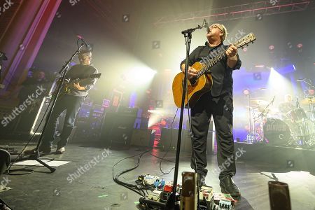 Stock Image of Pixies - Black Francis, Joey Santiago