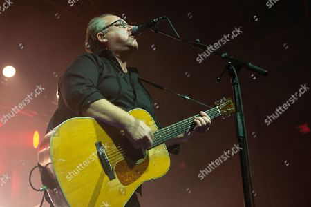 Editorial picture of Pixies in concert, O2 Academy, Glasgow, Scotland, UK - 22 Sep 2019