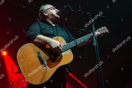 Editorial image of Pixies in concert, O2 Academy, Glasgow, Scotland, UK - 22 Sep 2019