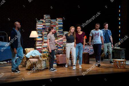 Stock Picture of Maurice Jones, Sadie Scott, Ruby Frankel, Juliana Canfield, Christian Strange, Zane Pais