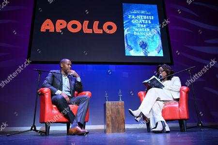 Ta-Nehisi Coates, Oprah Winfrey