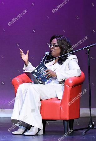 Stock Photo of Oprah Winfrey