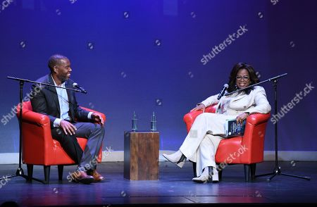 Editorial image of Ta-Nehisi Coates in Conversation: The Water Dancer event, New York, USA - 23 Sep 2019